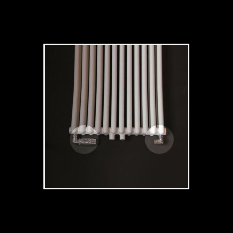 BWS Luxe Thermostatische Radiator Aansluitset Axiaal voor ...
