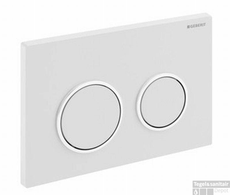 geberit omega 20 bedieningsplaat front planchetbediening chroom matchroom chroom 115085kh1. Black Bedroom Furniture Sets. Home Design Ideas