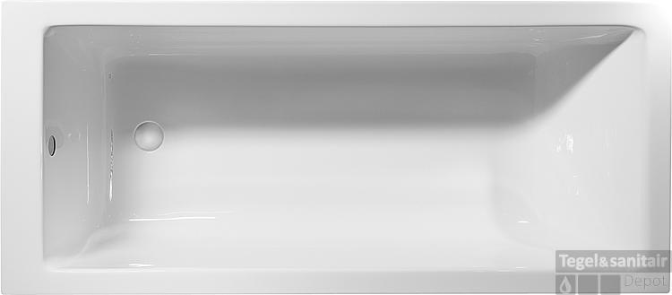 Ideal Standard Ligbad.Ideal Standard Washpoint Bad 170x75 Cm Wit R204101 Tegeldepot Nl
