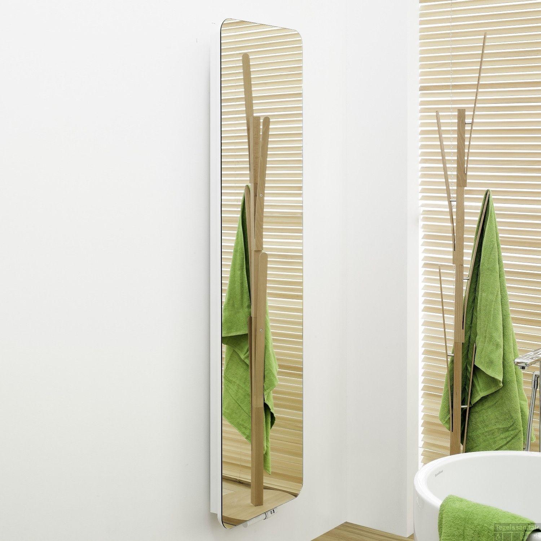 Blank Houten Spiegel.Handdoekradiator Ip Cupertino Spiegel Blank In 6 Verschillende Maten Ook In Elektrische Uitvoering