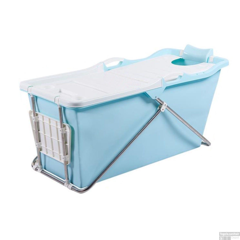 Verrassend Opvouwbaar Zitbad Bath Bucket 2.0 voor Volwassenen 100x59x57 cm Blauw FA-37