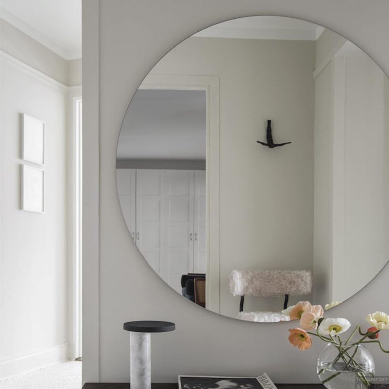 spiegel raph fine spot 120x120 cm. Black Bedroom Furniture Sets. Home Design Ideas
