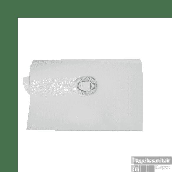 Spiegelverwarming 40x80cm / 90 Watt