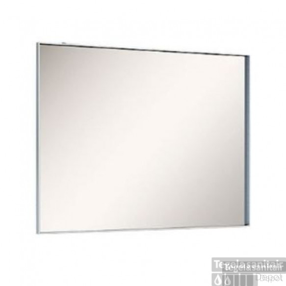 Wiesbaden Sigid spiegel aluminium lijst 80x60 cm