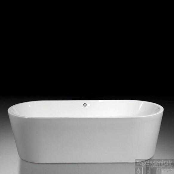 Vrijstaand Ligbad Beste Design Becoma 178x80x55cm Wit