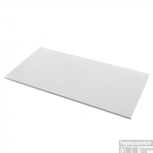 Aktie Partij Wandtegel JS Stone 30x60cm Gerectificeerd Glans Wit (Doosinhoud 1.44m²)