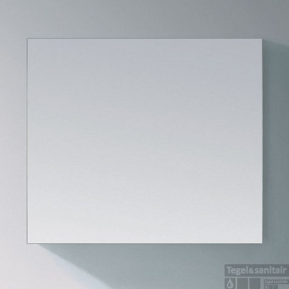Spiegel Alu 80 (80x65cm)