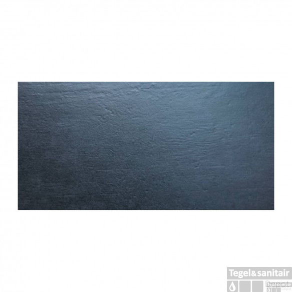 Vloertegel Beton Antraciet 30x60 cm (Doosinhoud 1.44 m2)