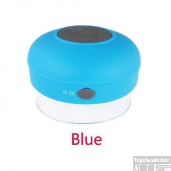 Boss & Wessing Bluetooth speaker blauw