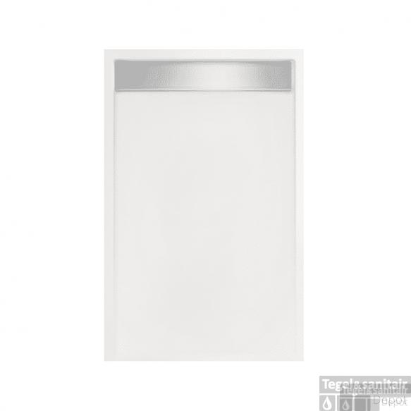 Douchebak rechthoek zelfdragend Easy Tray 110x80x5cm Mat