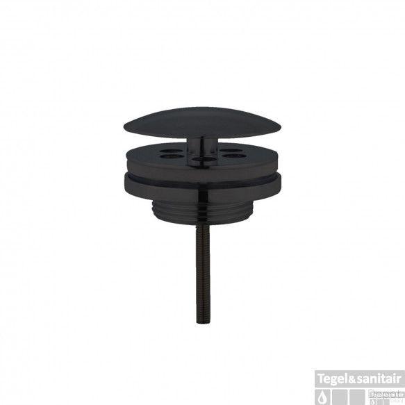 Fontein Afvoerplug Best Design Nero LOW 5/4 Zwart