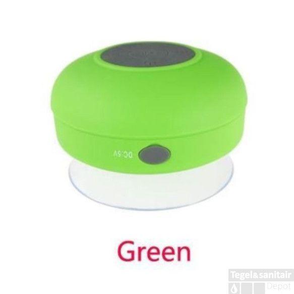Boss & Wessing Bluetooth speaker groen