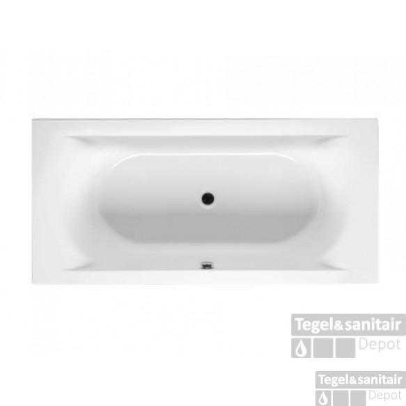 Ligbad Riho Lima 160 x 70 cm wit
