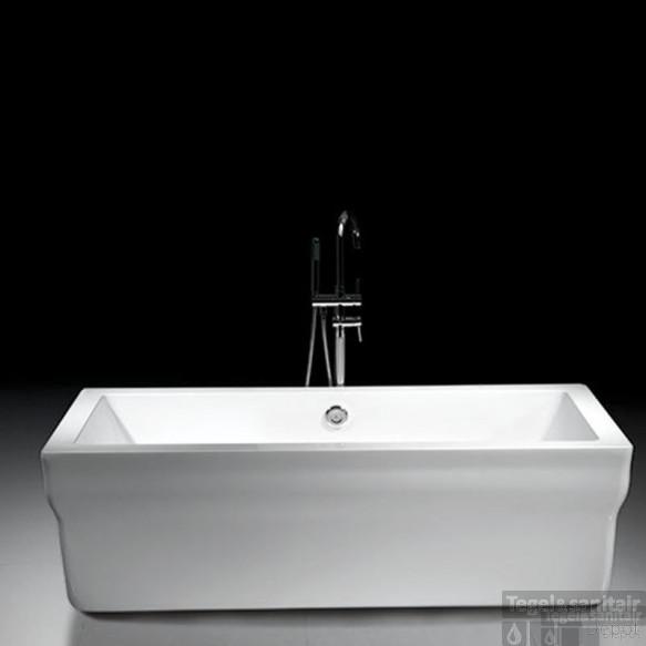 Ligbad Vrijstaand Beste Design Pegasus Vierkant 178x80x57cm Wit