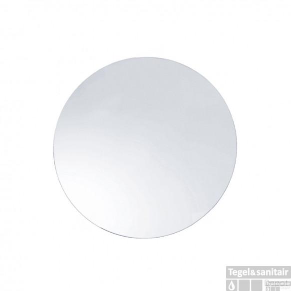 Spiegel Wiesbaden Universal Rond 30 cm Aluminium 5mm
