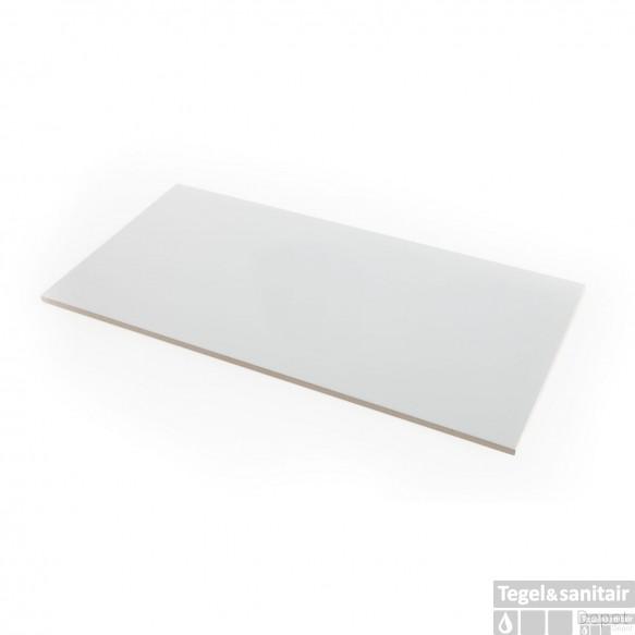 Wandtegels 30x60cm Afgerond Glans Wit (Doosinhoud 1,08m²)