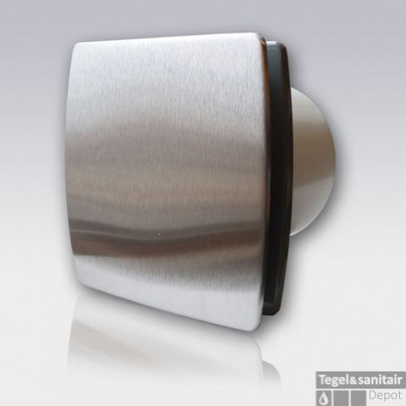 VENTILATOR INOX  T100i standaard (Ø 100MM)