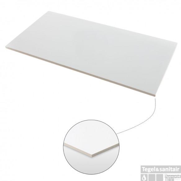 Wandtegels Profiker 30x60cm Gerectificeerd Mat Wit (Doosinhoud 1,44m²)