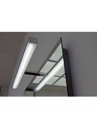Spiegel Verlichting Alba LED 50 cm Chroom