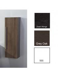 Hoge kast 120 cm grey oak