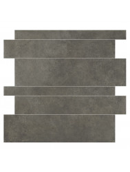 Wandtegels Timeless Antraciet 5x10x15x60 rett (Doosinhoud 1,08 m²)