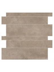 Wandtegels Madison Taupe 5x10x15x60 rett (Doosinhoud 1,08 m²)