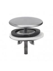 kraangatstop chroom 40mm