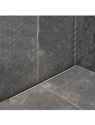 Douchegoot 80 cm Design Luxe Drain4you inclusief afdichtingsdoek (Douchegoten)