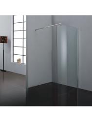 Inloopdouche Sanilux Gebogen glas 100x200cm 10mm EasyClean