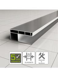 BWS Erie Verbredingsprofiel voor Douchewand Aluminium 3x200 cm