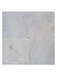 Wandtegel Natuursteen Wit marmer Anticato 20x20x1 (Doosinhoud 1 m²)