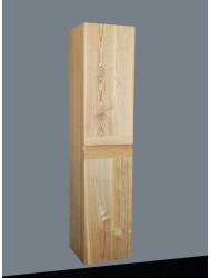 Kolomkast Madeira Massief Eiken 160x35x35 cm