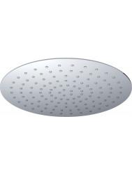 UFO Luxe hoofddouche rond 400 mm chroom