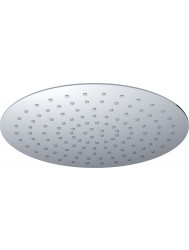 UFO Luxe hoofddouche rond 500mm Ultra plat chroom