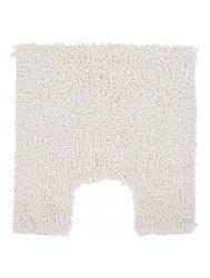 Toiletmat Differnz Priori Antislip 60x60 cm Katoen Wit
