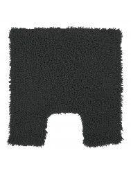 Toiletmat Differnz Priori Antislip 60x60 cm Katoen Zwart