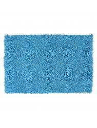 Badmat Differnz Priori Antislip 60x90 cm Katoen Blauw