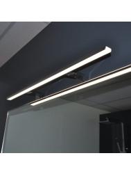 Wiesbaden Sigid badkamer- led verlichting 80cm dubbel
