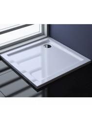 Douchebak Best Design Dona laag model 90x90x4cm | Tegeldepot.nl