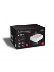 Fonteinset Best Design Zapa One Pack Rechthoek 29x34 cm | Tegeldepot.nl