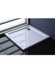 Douchebak Best Design Dona laag model 80x80x4cm | Tegeldepot.nl