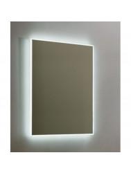 Spiegel Sanilux Infinity met LED Verlichting en Schakelaar 58x80 cm