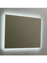 Spiegel Sanilux Infinity met LED Verlichting en Schakelaar 100x70 cm