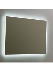 Spiegel Sanilux Infinity met LED Verlichting en Schakelaar 90x70 cm