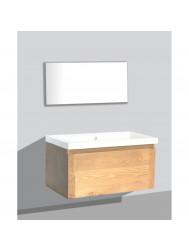 Badkamermeubelset Sanilux Vision Senza (in drie maten verkrijgbaar)