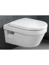 Villeroy & Boch Omnia Architectura Wandcloset 37x53 Z/spoelrand Direct Flush C+ Wit