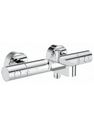 Grohe Grohtherm 1000 Cosm.m Badthermostaat 15 Cm. M/omstel M/kopp. Chroom