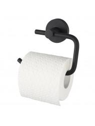 Toiletrolhouder Haceka Kosmos Zonder Klep Mat Zwart