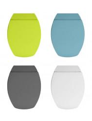 Wc-Zitting Allibert Baccara² in 9 verschillende kleuren