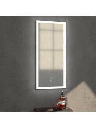 Badkamerspiegel met LED Verlichting Sanitop Edge 36x80x3 cm